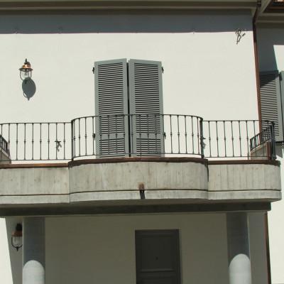 ringhiere per balconi fidenza